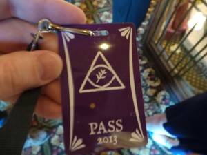 Necronomicon Pass